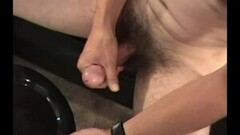 Horny Mature Amateur Mike Jacking Off Thumb