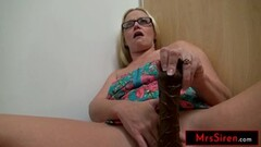 Gorgeous blonde schoolgirl fucks her teacher for extra credit Thumb