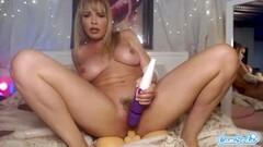 Cute Tonya Svekla super hot virgin masturbation Thumb