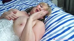 Horny TGirl Patricia fucks some latinos bouncy ass Thumb