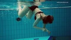 Sweet Dashka swimming pool beauty Thumb