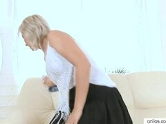 This Hot MILF Just Can't Get Enough With Double Penetration Thumb