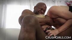 Sexy MILF Cherie Deville takes on a big black cock Thumb