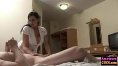 Dick Sucking MILF Nikki Hunter Double Penetration Thumb