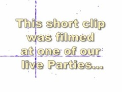 Wild Party Girls fuck Male Strippers Thumb