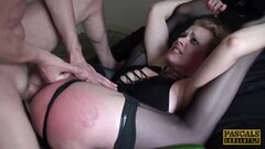 Brandi Love and Sophia Lux threesome with multiple creampies Thumb