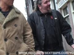 Fetish hooker fucked in Amsterdam Thumb
