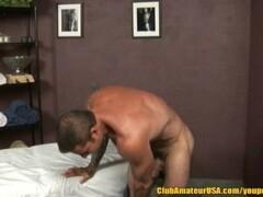 Hot SPIT on big dick PUNISHMENT Thumb