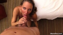 Kinky Anal Fucking Amateur Milf gets Two Facials Thumb