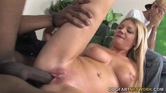 Kinky Saint Paddys pussy please with Valerie White Thumb