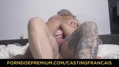 Creampie for Ashley Anderson after a deep rough fuck Thumb