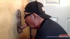 Brunette slut taked huge black cock bdsm Thumb
