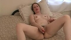 Cum Swallowing Cutie Gets Intimate Cock Slamming Thumb