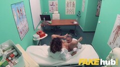 Fake Hospital Double helping of doctors creamy jizz Thumb