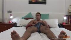 Kinky Latin Boy Nathan Jerking Off Thumb