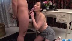 Busty Shino Izumi loves sucking - More at 69avs.com Thumb