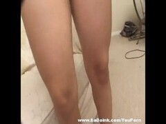 18 year old gets the taste of black cock Thumb