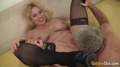 Stunning amish babe Jillian Janson ass fucked and creampie Thumb