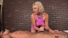 This Dude Sees Sexy Masseuse's Technique Thumb