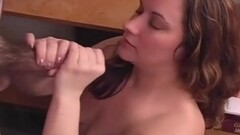 Sweet BBW Amateur Gives Great Handjob Thumb