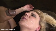 Naughty Old Woman Takes Facial Cumshot Gets Fucked Thumb