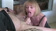 Sexy Fellatio From A Sexy Amateur GILF Thumb