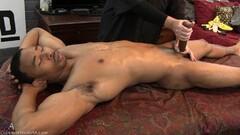 Sexy babe Dallas Black Fucks Hard For First Porn Thumb
