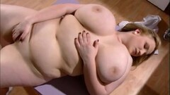 Racy brunette sucking hard cock Thumb