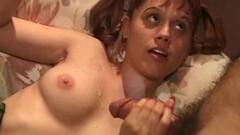 Horny milf fucked in orgy Thumb