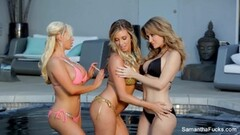 Outdoor anal sex POV Thumb
