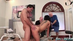 Delilah Strong Sodomized by Black Dude Thumb