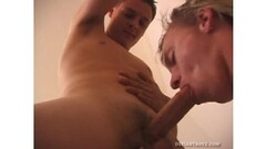 Two nasty brunettes get pounded hard outdoors Thumb