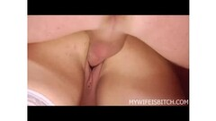 Slutty redhead gets banged on the ring Thumb