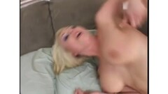 Brandin Rackley and Julie K Smith sucking tits and eating pussy Thumb
