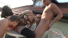 Flexi fetish girl is spreading her juicy pussy wide Thumb