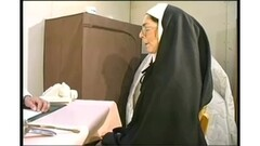 Naugthy nun gets her holes stuffed hardcore Thumb