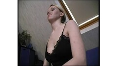 Amateur girl porn audition and facial Thumb