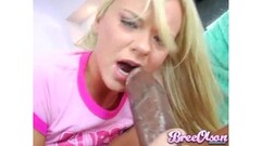 Bree Get Mouth Fucked Big Black Dick Thumb
