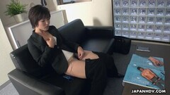 Perfect Pussy Gets Drilled in the Massage Parlor Thumb