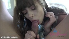 Frisky Alex Blake Wants Your Load Thumb