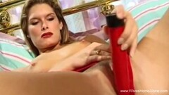 Horny Red Lips MILF Housewife Seduction Thumb