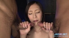 Real Japanese Insane Group Sex Uncensored Vol 66 Thumb