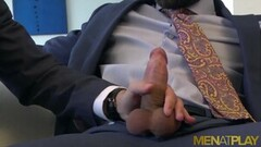 Naughty Latinos in Suits Anal Fuck After Rimjob Thumb