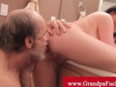 Loni evans fucked by grandpa in a wc Thumb