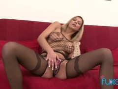 Klarisa Leone DP threesome Thumb