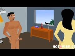 Sexy Pornstar Masturbates With Vibrator Thumb