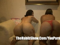 brazilian 3-some phta booty banged intro Thumb