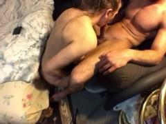 Sexy girlfriend cums hard riding my cock Thumb