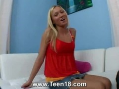 Madison Scott 18 years old gives 69 And blowjob Thumb