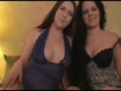 Homemade Webcam Lesbians Thumb